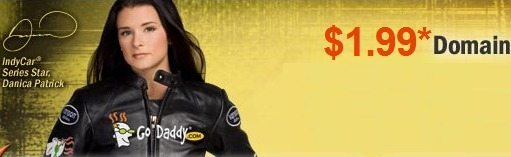 Cheap domains coupon from GoDaddy