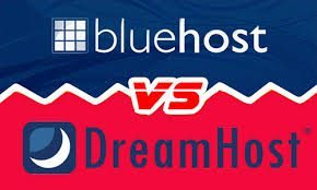 Bluehost or Dreamhost