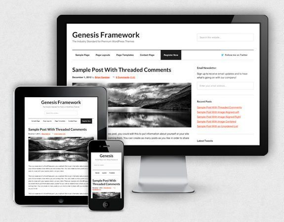 Genesis-WordPress-Theme-Framework
