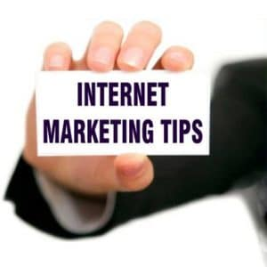 10 Small Business Internet Marketing Tips