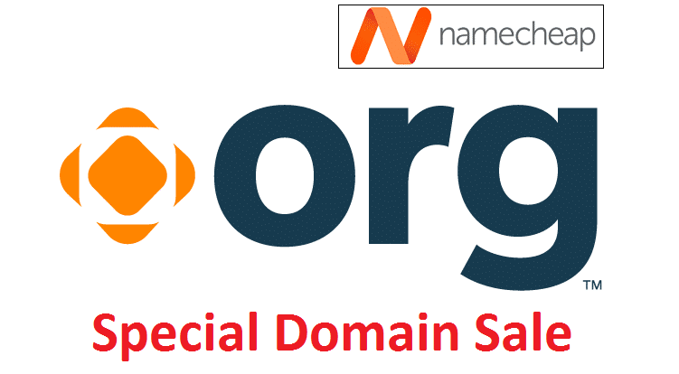 .ORG Domain Names For Just $3.00