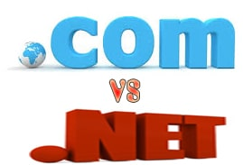 All You Need To Know About .Com vs .Net Domain Name Extensions