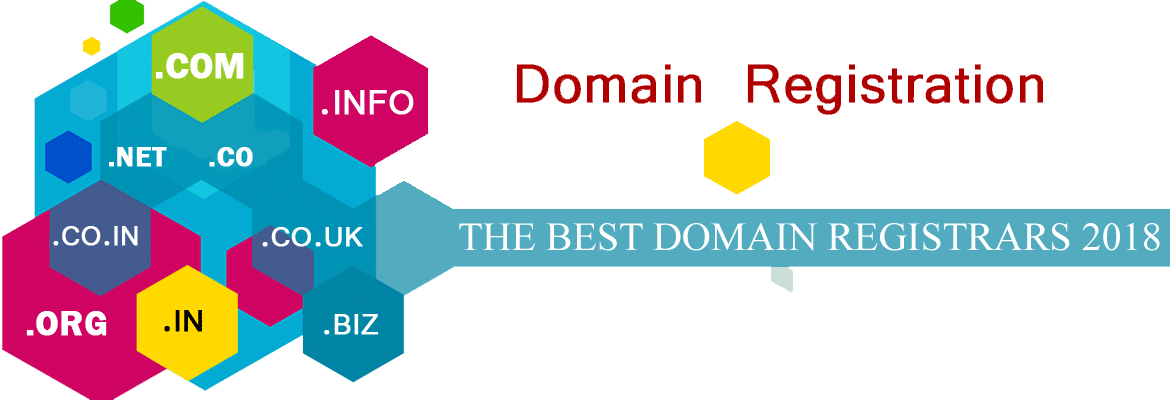 The Best Domain Registrars 2018