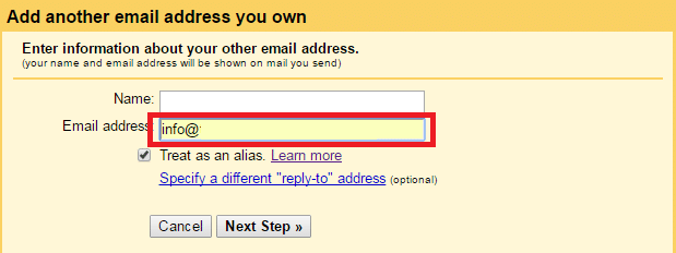 How to send emails from Gmail as GoDaddy email