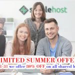 StableHost's summer deals save 80% off hosting packages